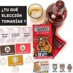 Cuy Games - VOTACIONES DE MIERDA - ROJO -