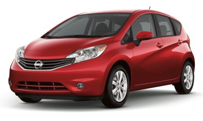 NissanNote2016