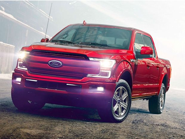 Ford-F-150 2018