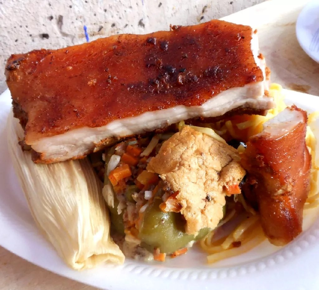 Lechon for a Roofing
