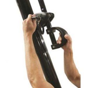 Height Adjustment of Portable Hoop