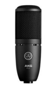 AKG P120 Condenser Microphone for recording vocals