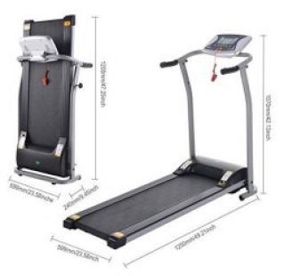 Miageek Fitness Folding Electric Treadmill