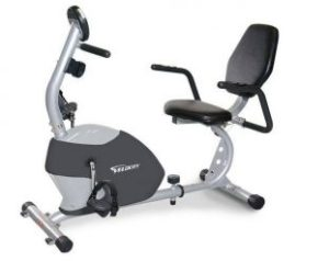 Velocity Exercise Gray Exercise Bike Review CUZGEEK