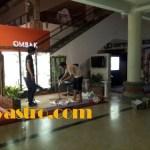 Produksi booth pameran Valore Bali
