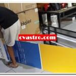 Pengadaan Neon box acrylic BJB Sukawati Bali