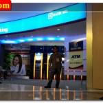 Booth Galeri e-banking BRI di Bandara Ngurah Rai Bali