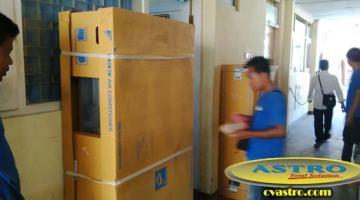 Instalasi AC Daikin Split Duct 5 Pk + Sistem Ducting di Jombang