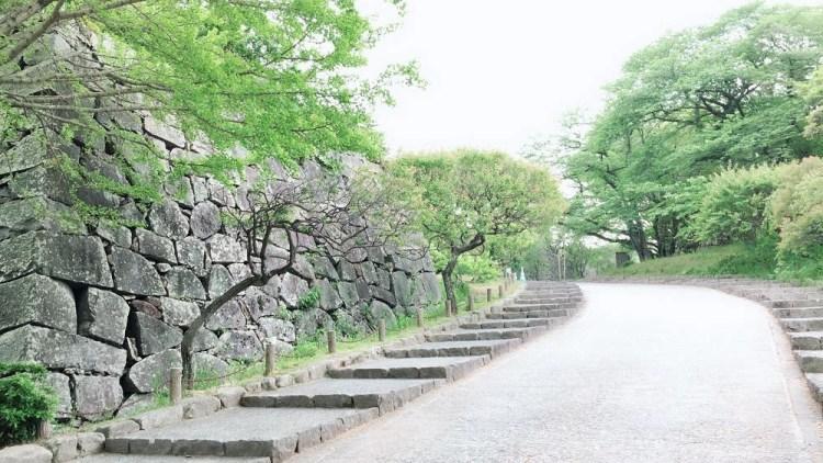 【遊記】日本北九州景點-大壕公園(舞鶴公園)