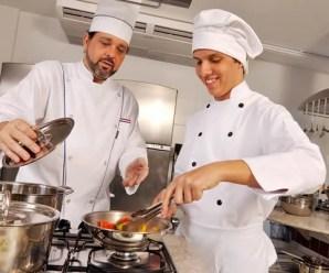 Auxiliar de Cozinha – 5 vagas