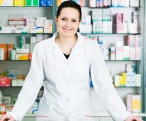 Auxiliar de loja – Farmacêutico