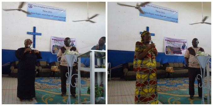 Niger Testimonies