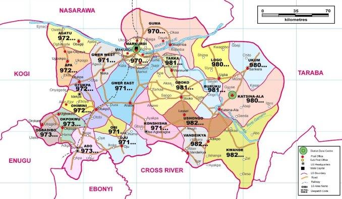 Benue State, Nigeria