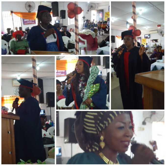 Class representatives expressing their appreciation