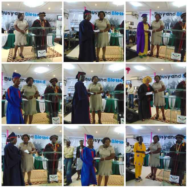 mrs fasanya cert collage