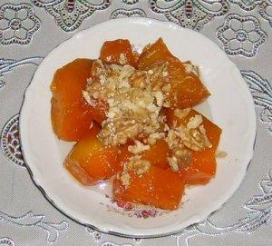 Pumpkin desert 2