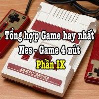 Tổng hợp các trò chơi hay nhất trên máy chơi game NES (Phần 9)