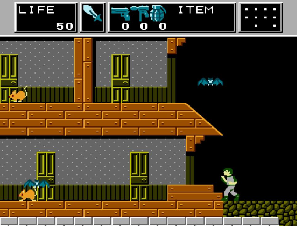 Game NES phần 5 Dr. Chaos