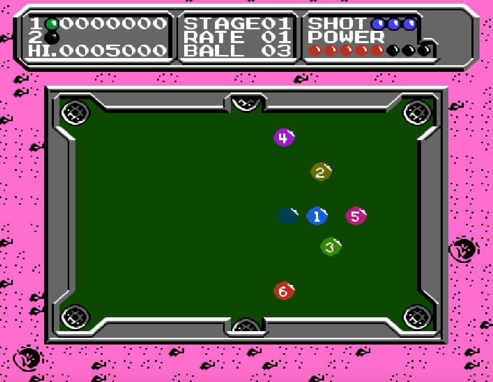 Lunar Ball tổng hợp game NES phần 10