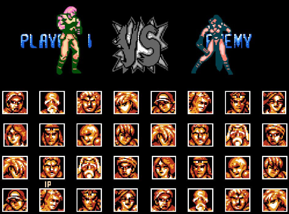 Game NES Garou Densetsu Special