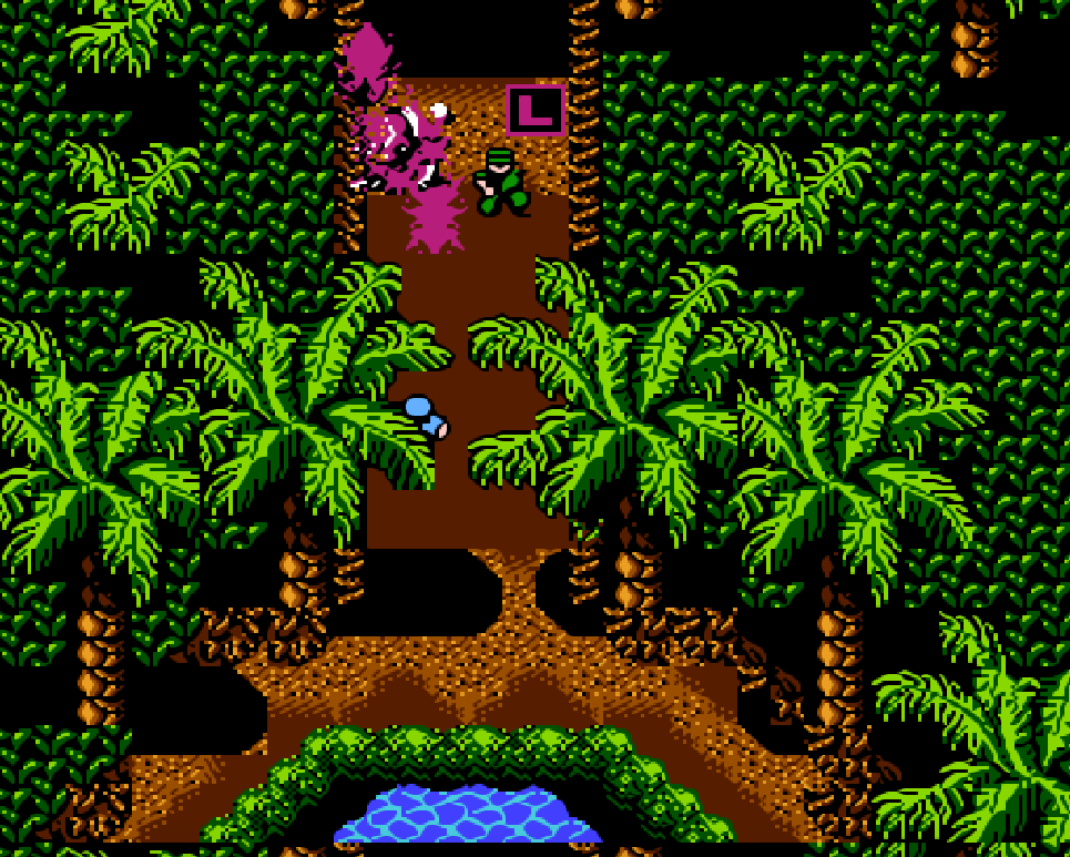 game nes phần 7 Guerrilla War
