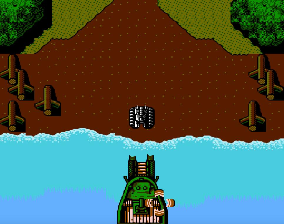 Iron Tank game nes tổng hợp phần 8
