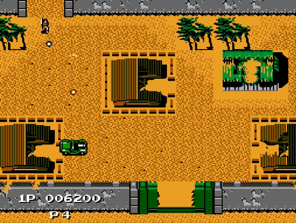 Game NES phần 8 Jackal