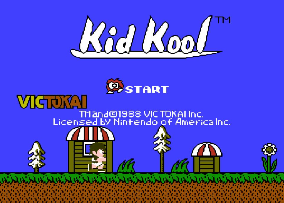 Game NES phần 9 Kid Kool