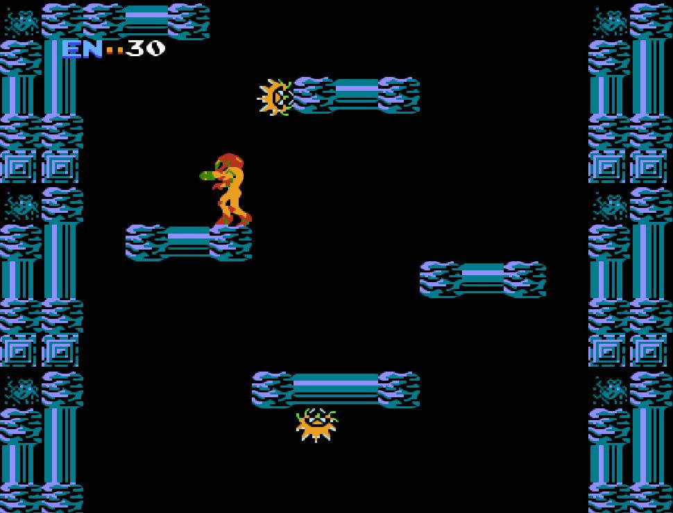 Game NES phần 12 Metroid