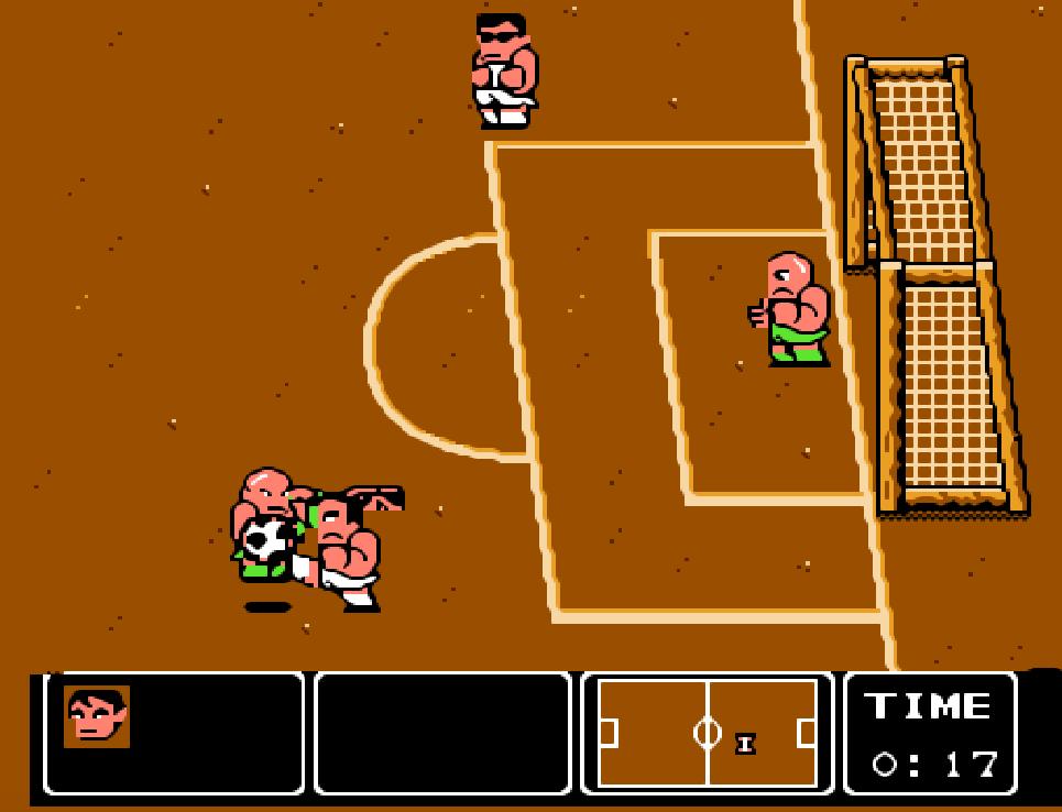 Nekketsu Koukou Dodgeball