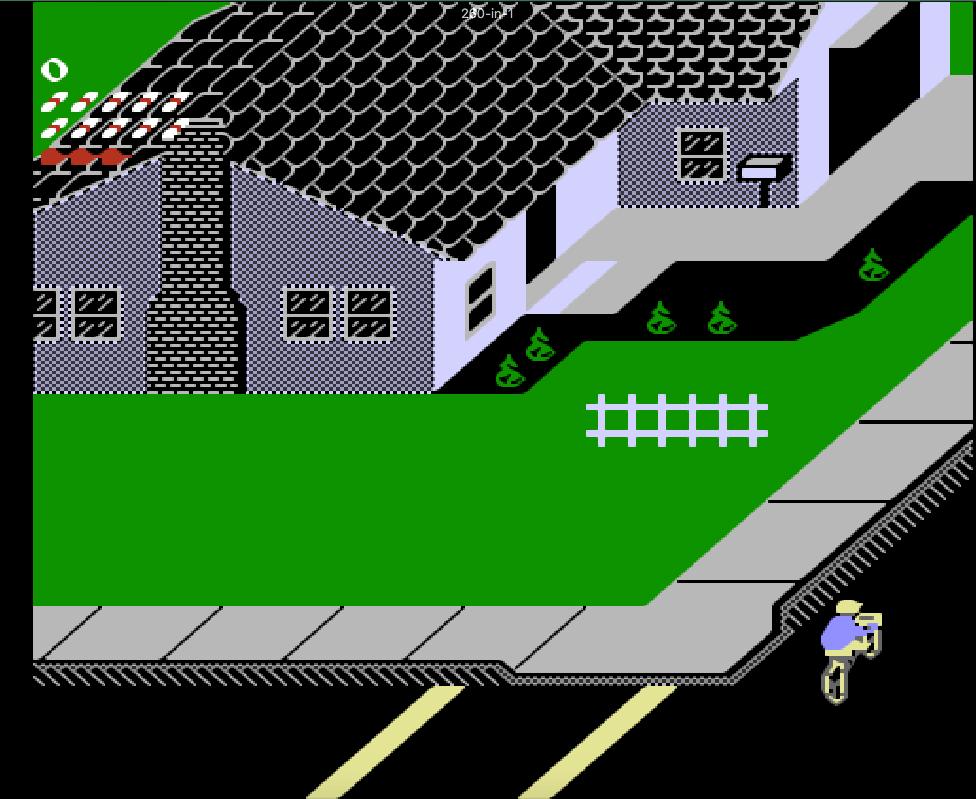 Game NES phần 14 Paperboy