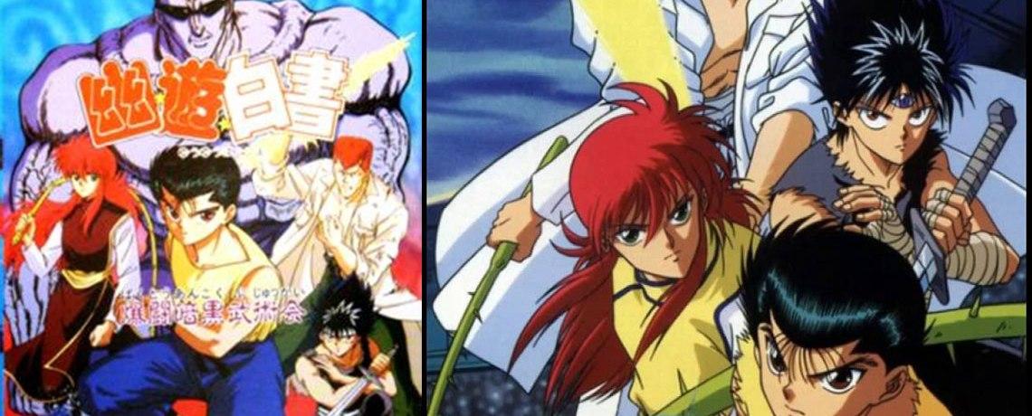 Các nhân vật trong Yu Yu Hakusho - Bakutou Ankoku Bujutsu Kai