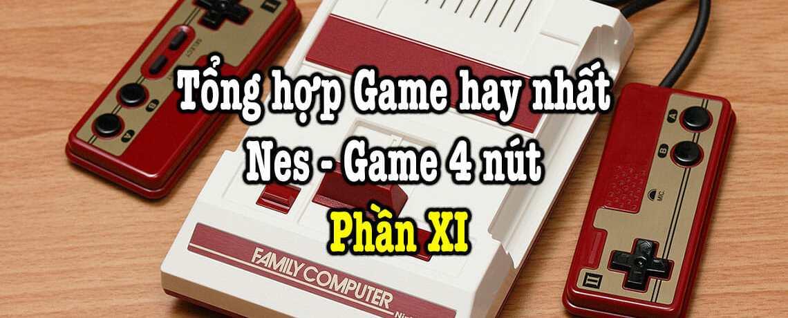 tổng hợp game NES phần 11