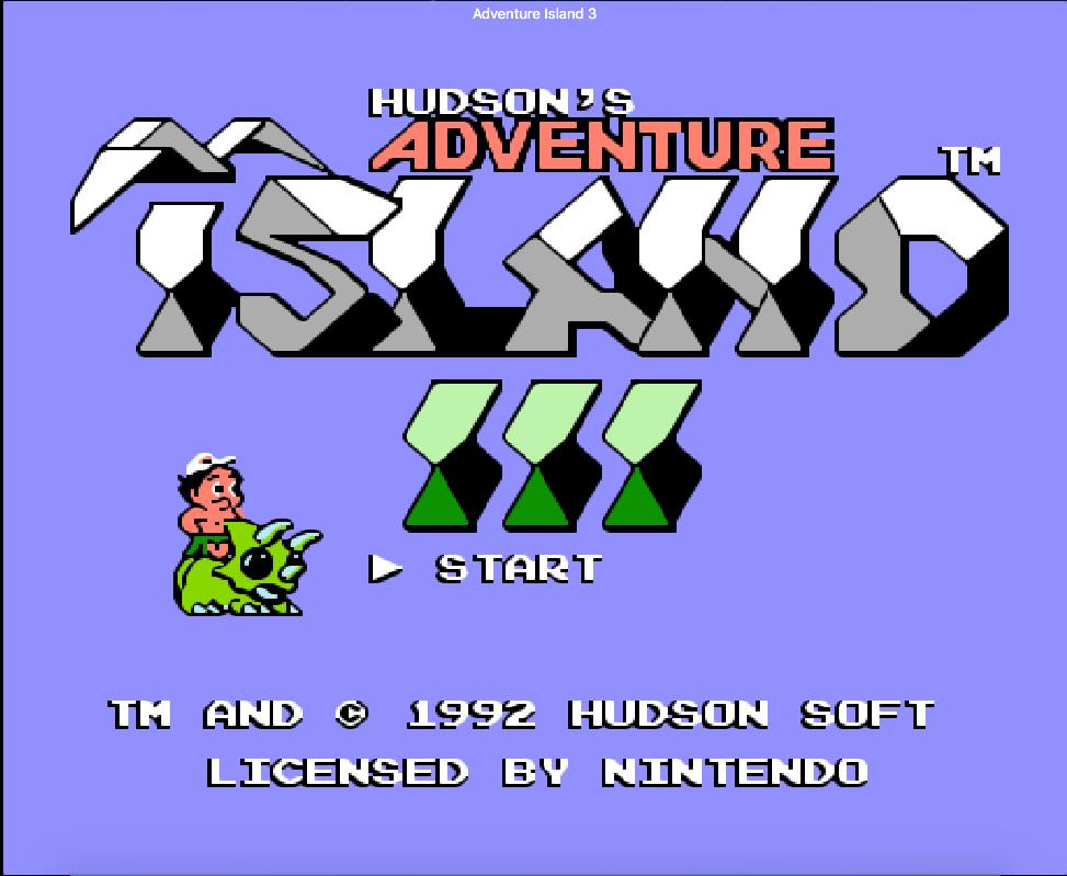 adventure island 3 game 4 nút nes