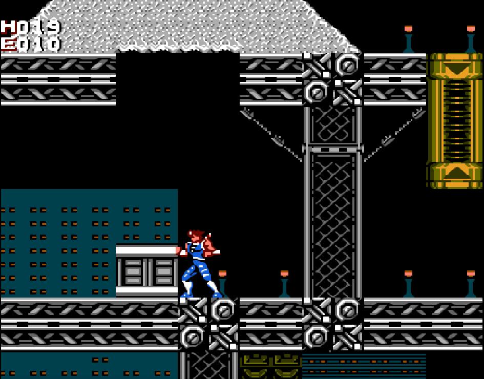 game NES tổng hợp phần 17 Strider