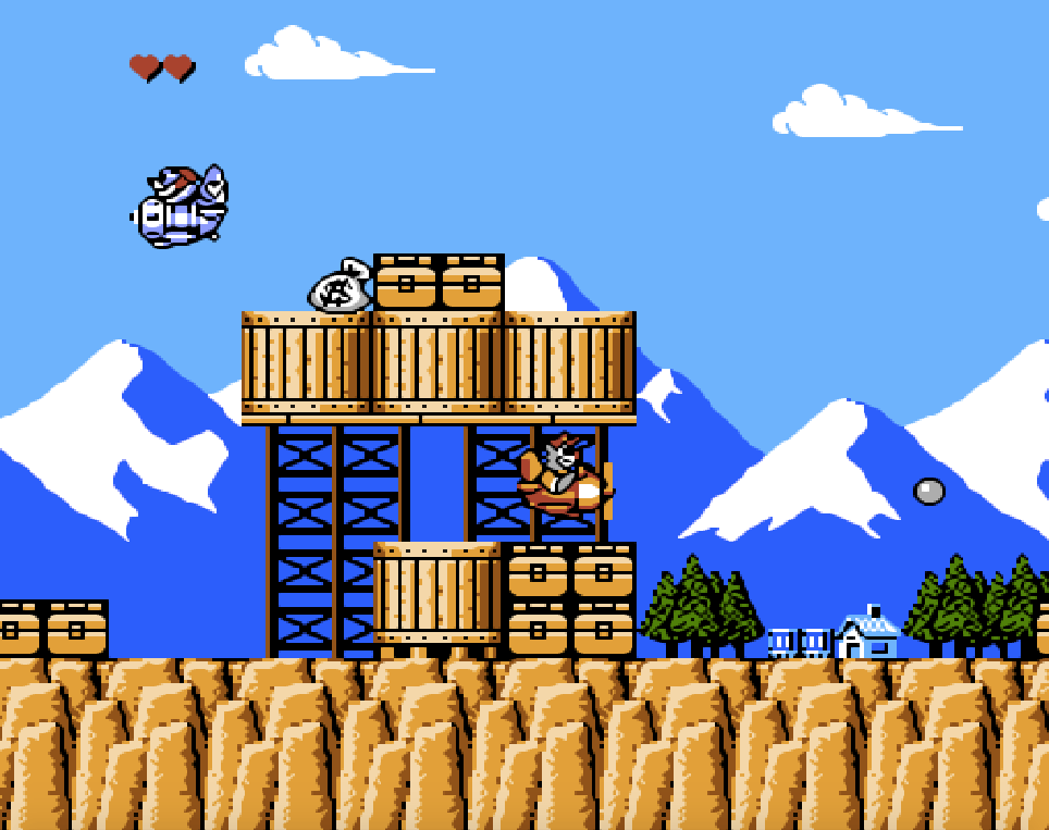 game NES phần 18 TaleSpin