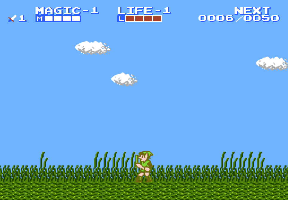 Zelda II - The Adventure of Link