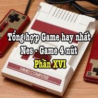 Tổng hợp các trò chơi hay nhất trên máy chơi game NES (Phần 16)
