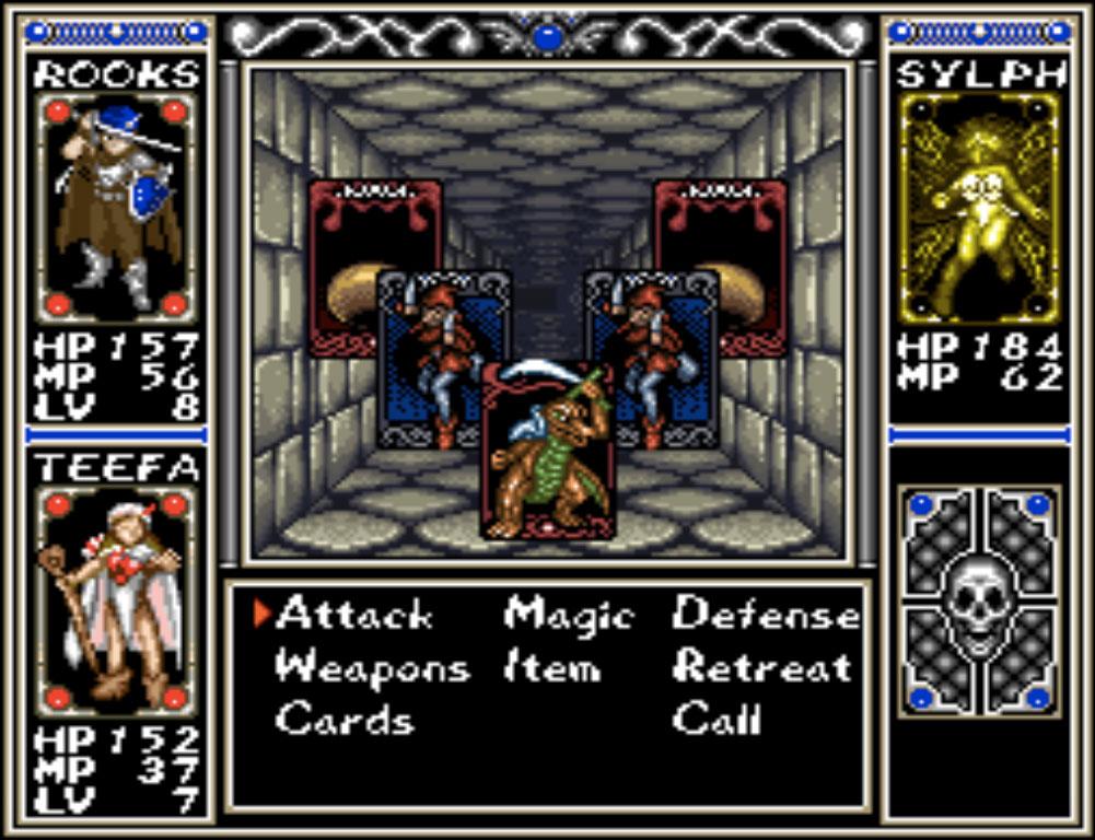 game SNES hay phần 2 Arcana
