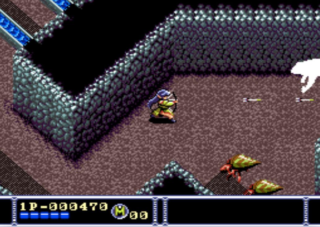 game SNES hay phần 2 Arcus Spirits