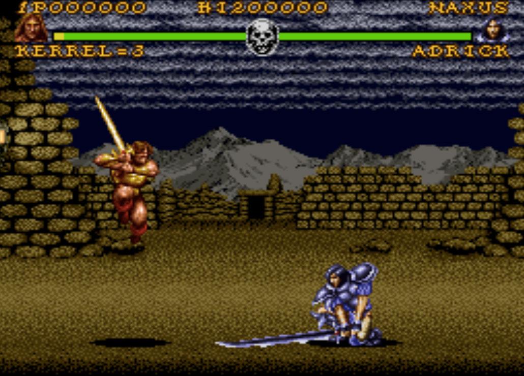game SNES hay phần 3 Battle Blaze