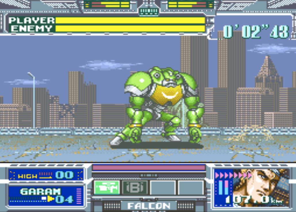 game SNES hay phần 3 Battle Clash