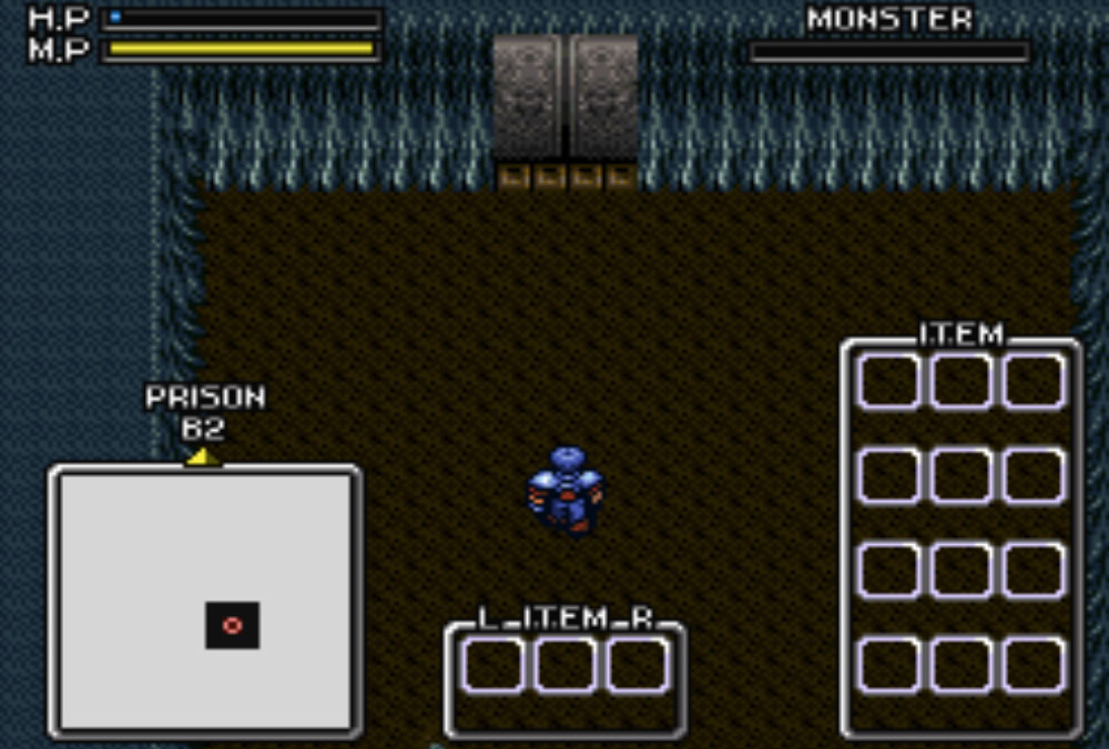 game SNES hay phần 4 Brandish 2