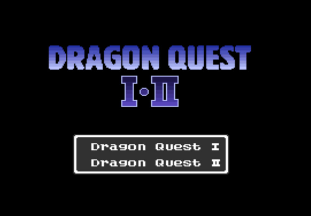 Dragon Quest I & II