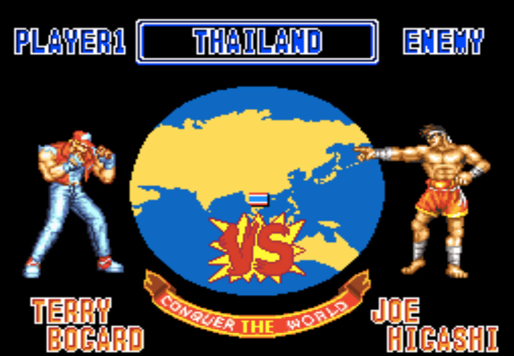 Fatal Fury 2 game snes hay phần 10