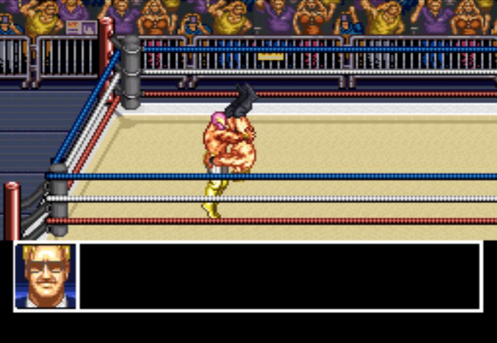 Funaki Masakatsu Hybrid Wrestler