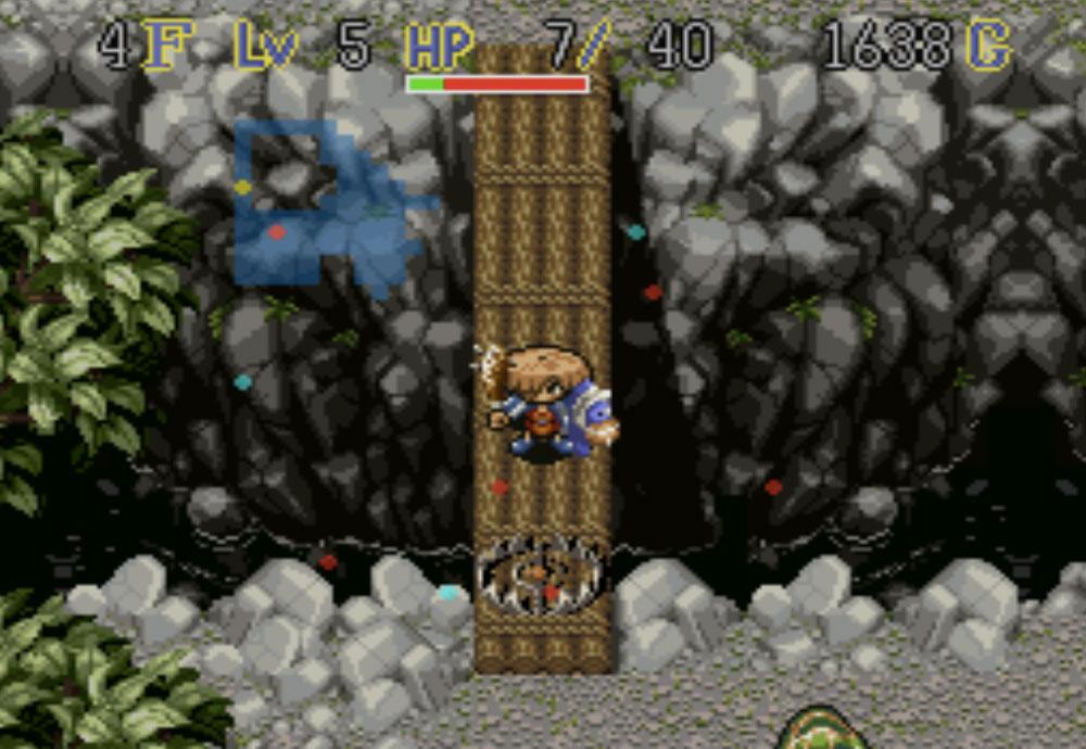 Fushigi no Dungeon 2
