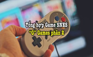 game SNES hay phần 13