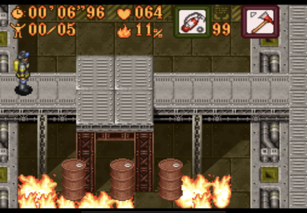 Ignition Factor game snes hay phần 15