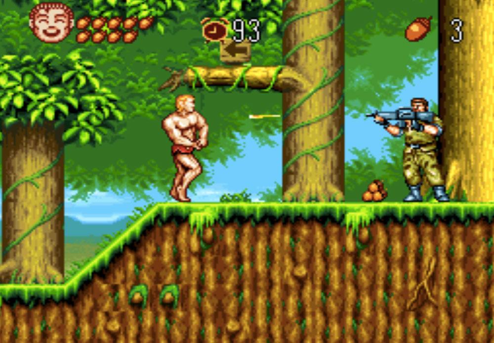 Jungle no Ouja Tarzan